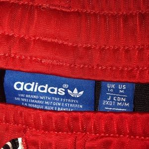 adidas Pants - Adidas Black Superstar Trackpants ADIDAS ORIGINALS